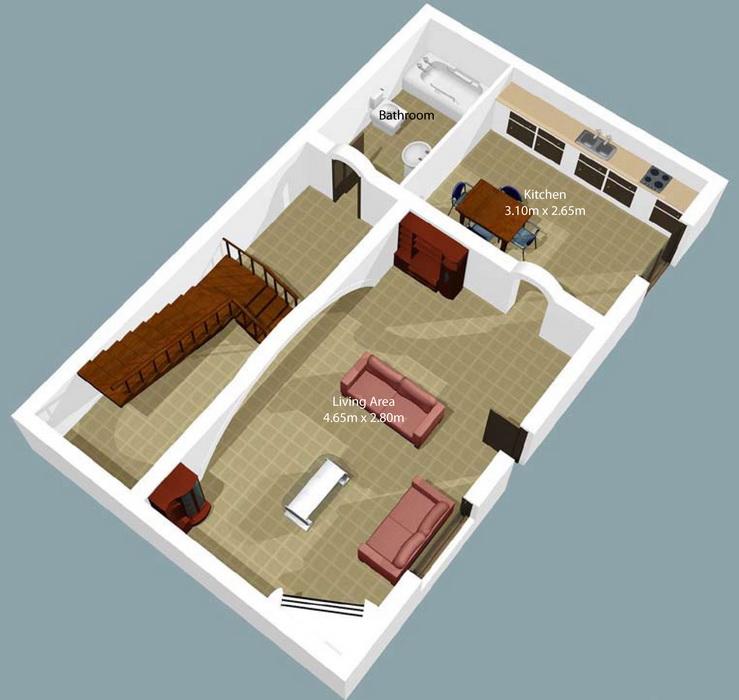 Ground Floor Stravros House